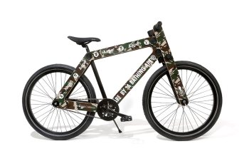 Bike The Moment x AAPE by A Bathing Ape 2014 Capsule Collection