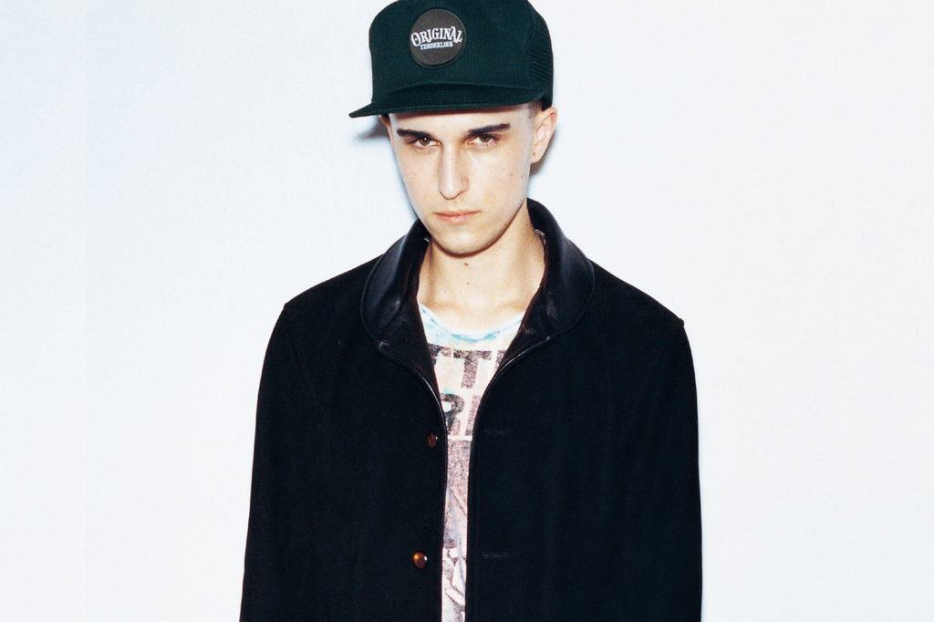BLACK SENSE MARKET 2014 Fall/Winter Collection