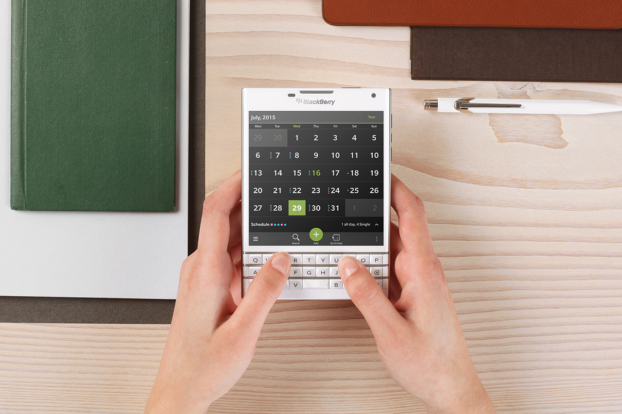 The BlackBerry Passport Has Sold 200,000 Units Since Launch