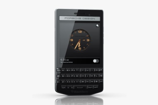 Blackberry Presents the Porsche Design P'9983 Smartphone