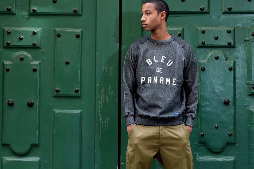 Bleu de Paname 2014 Fall/Winter Lookbook