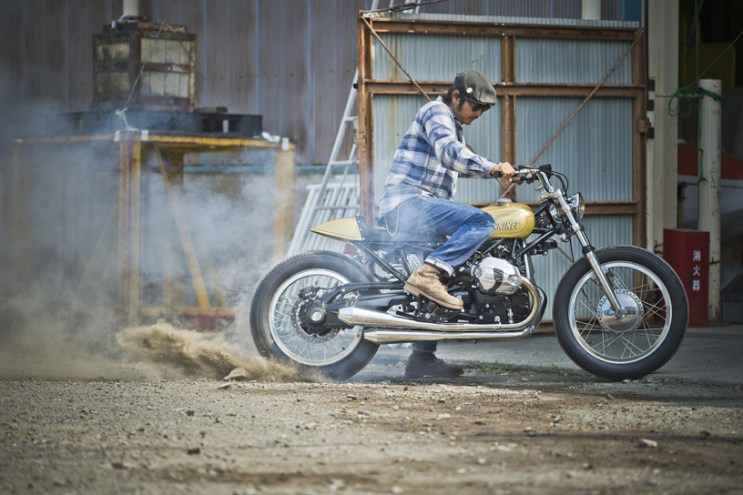 BMW's Motorrad R nineT Gets Customized by Four Japanese Tuners