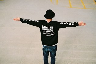 "Breaks Magazine x indcsn ""Writing Wrongs"" Collection"