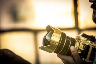 Brikk Unveils the 24K Gold Lux Nikon DF