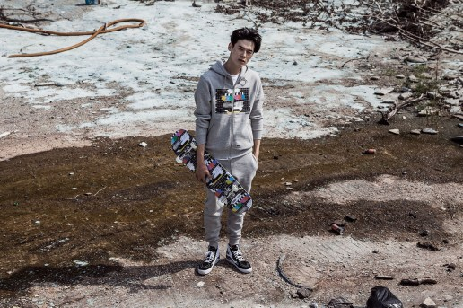 "Brownbreath 2014 Fall/Winter ""Twisted Days"" Lookbook"
