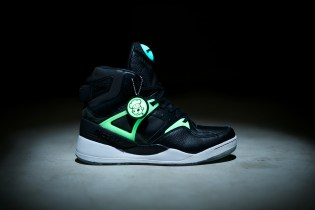 Burn Rubber x Reebok Pump 25th Anniversary