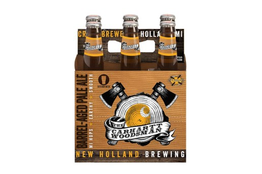 Carhartt 125th Anniversary Woodsman Beer