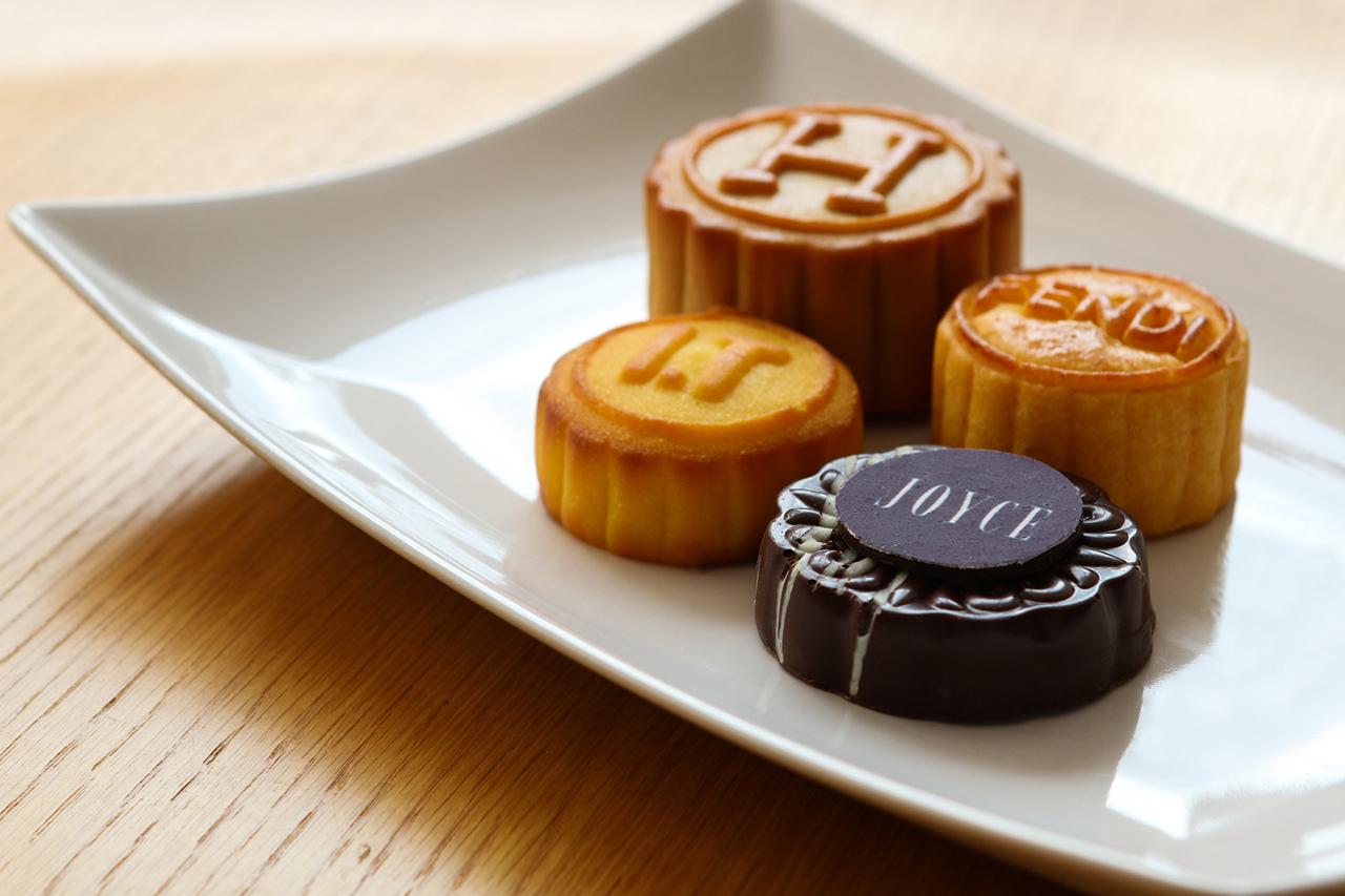 Celebrating in Fashion: Fendi, Hermès and More Create Mid-Autumn Festival Mooncakes