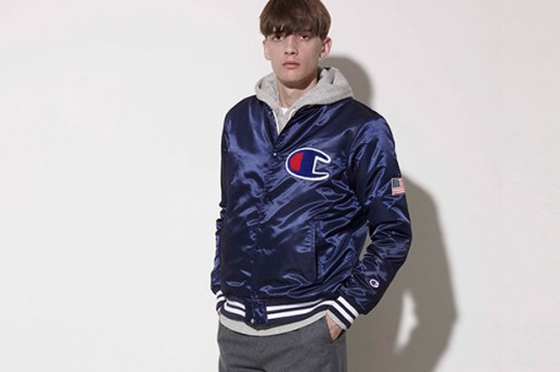 Champion Japan 2014 Fall/Winter Collection