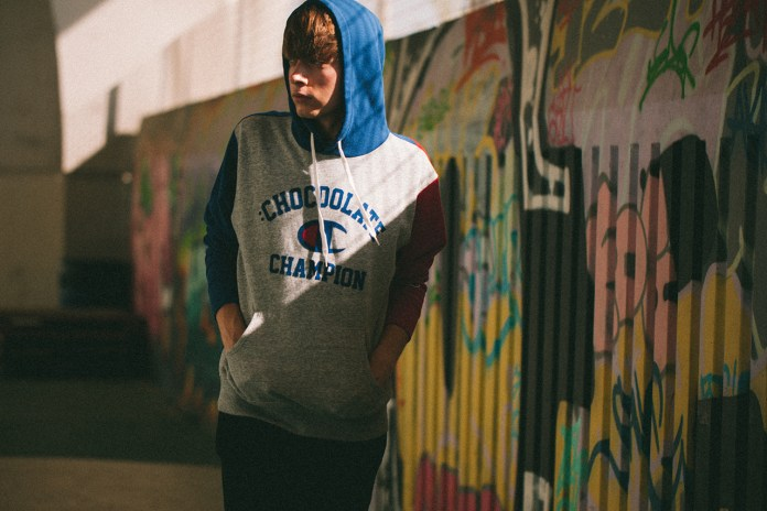 :CHOCOOLATE x Champion 2014 Fall/Winter Collection