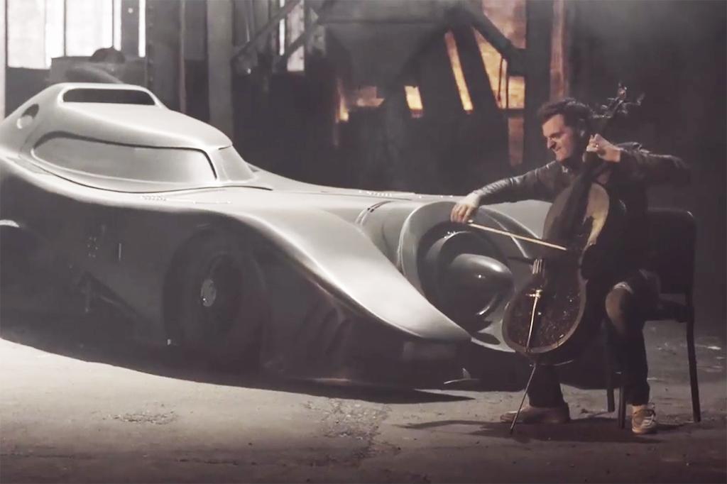 Classical Music Video Reinterprets 50 Years of Batman Movie Music