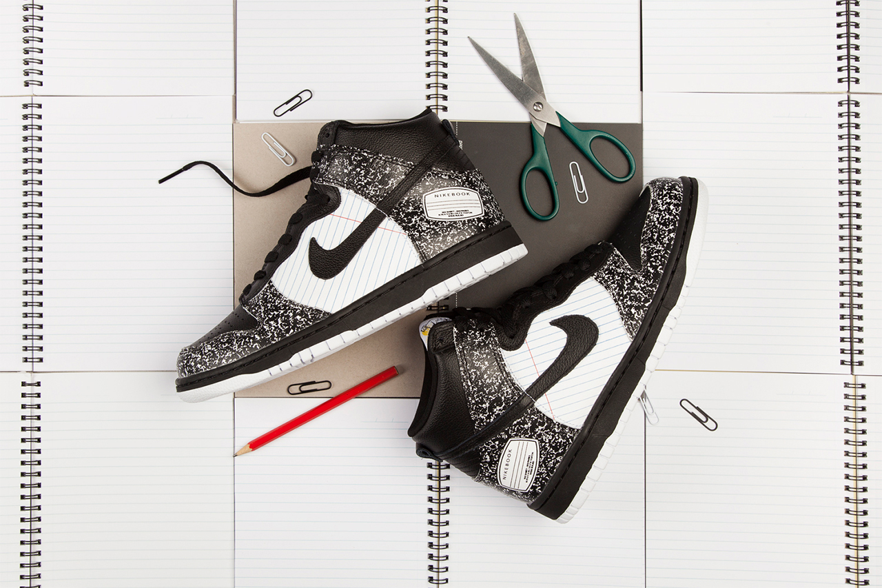 """A Closer Look at the Nike Dunk High Premium QS """"Back to School"""""""