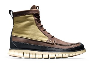 Cole Haan 2014 Fall/Winter ZeroGrand Tall Boot