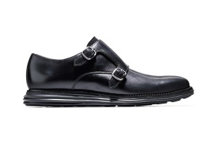 Cole Haan LunarGrand Double Monk