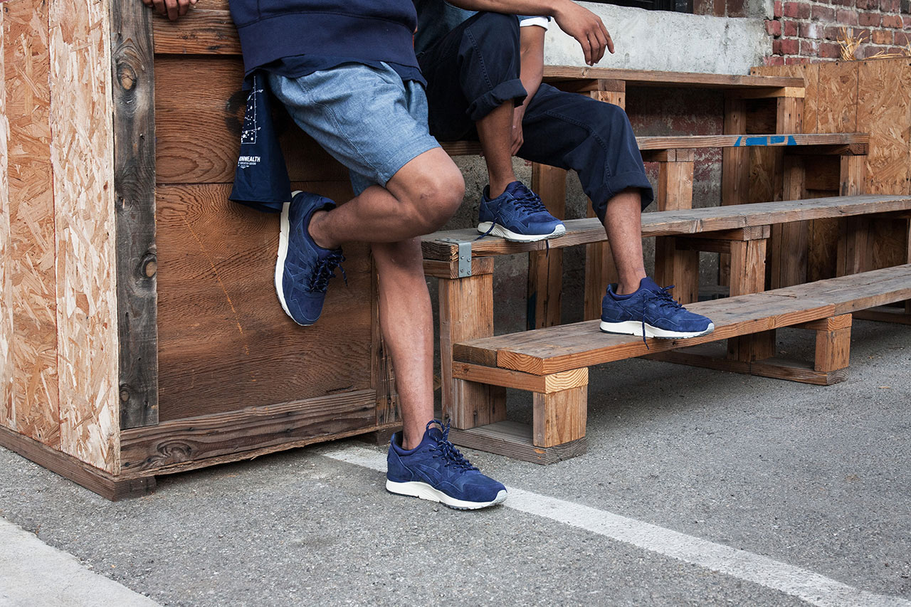 "Commonwealth x ASICS Gel Lyte V ""The Gemini"" Lookbook"