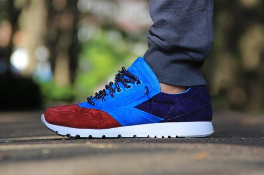"Concepts x Brooks 2014 Fall Chariot ""Merlot"""