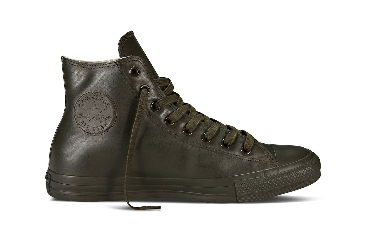 "Converse 2014 Fall Chuck Taylor ""Rubber"" Collection"