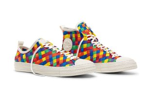 Converse 2014 Chuck Taylor All Star Color Weave Collection