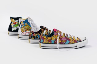 The Simpsons x Converse 2014 Fall Collection