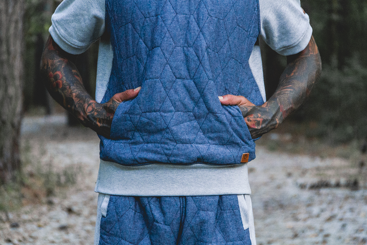 Cooked Up x unyforme 2014 Fall/Winter Capsule Collection