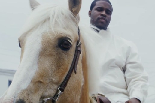 """Crystal Caines featuring A$AP Ferg """"Whiteline"""" Music Video"""