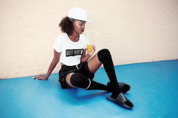 Daily Paper 2014 Fall/Winter Women's Capsule Collection