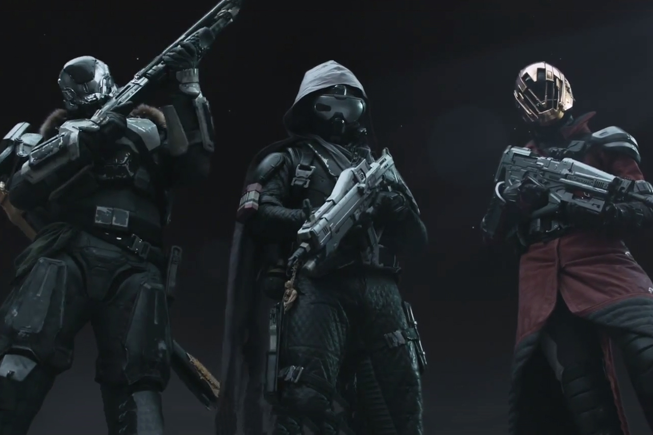 "Destiny Live Action ""Become Legend"" Trailer"