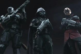 "Destiny Live Action ""Become Legend"" Trailer"