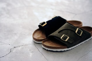 EAST TOUCH x Birkenstock #1000th Issue Zurich Collaboration