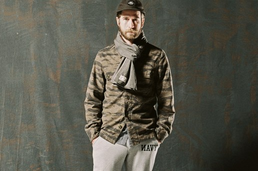 "Espionage 2014 Fall/Winter ""HEAVYWEIGHT"" Lookbook Part 1"