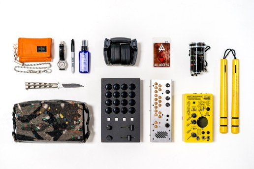 Essentials: Joe Hahn of Linkin Park