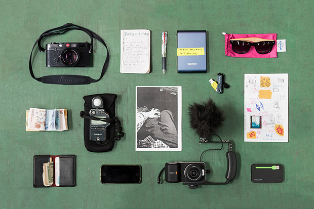 Essentials: Tobin Yelland