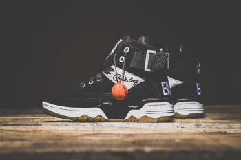 Ewing Athletics 33 Hi Black/White/Gum