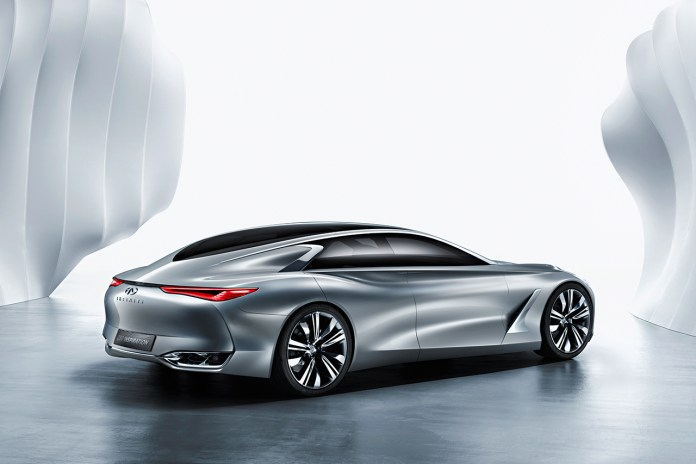 A First Look at the Infiniti Q80 Inspiration
