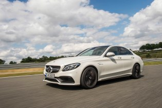 A Closer Look at the Mercedes-AMG C63 & C63 S