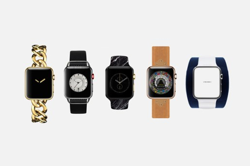 How Would the Apple Watch Look If It was Designed by Famous Fashion Designers