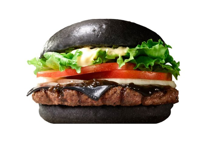 "Following in the Footsteps of McDonald's Hong Kong, Burger King Japan Releases Kuro ""Black"" Burgers"