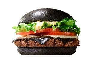 "Following in the Footsteps of McDonald's Hong Kong, Burger King Japan Releases Kuro ""Black"" Burgers"