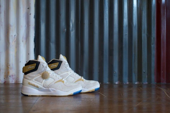 Footpatrol x Reebok Pump 25th Anniversary