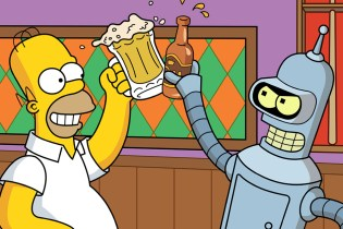 Fox to Release 'Futurama' Crossover 'The Simpsons' Episode