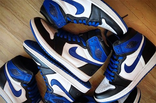 fragment design x Air Jordan 1 Retro High OG Preview