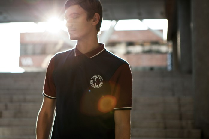 izzue x Fred Perry 15-Year Anniversary Collection