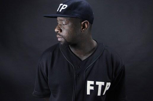 FTP x Ebbets Field Flannels Baseball Cap