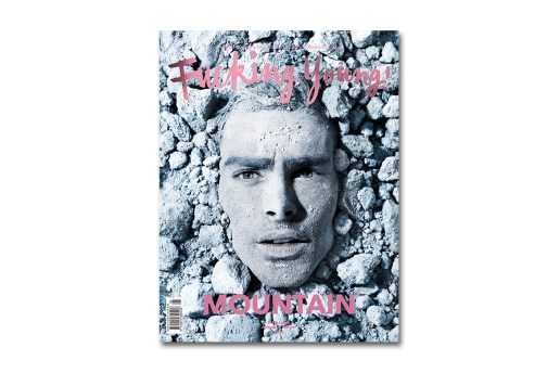 "Fucking Young! 2014 Fall/Winter ""Mountain"" Issue"