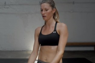 "Gisele Bündchen Stars in Under Armour's ""I Will What I Want"""