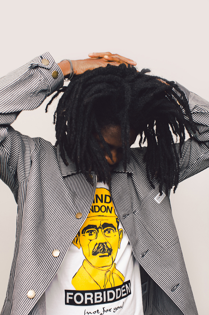 "Grind London 2014 Fall/Winter ""Not For You"" Lookbook"