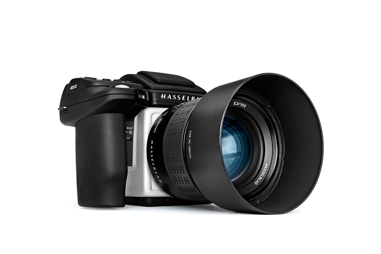 Hasselblad Unveils the H5X Medium Format Camera