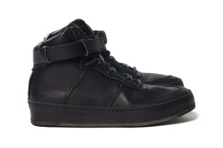 "Hender Scheme 2014 Fall/Winter ""Hommage"" Footwear Collection"