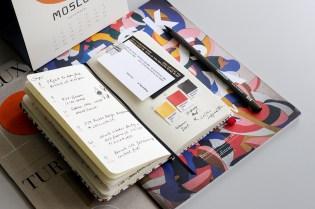 Henrik Vibskov x Fashionary 2015 Pocket-Size Planner
