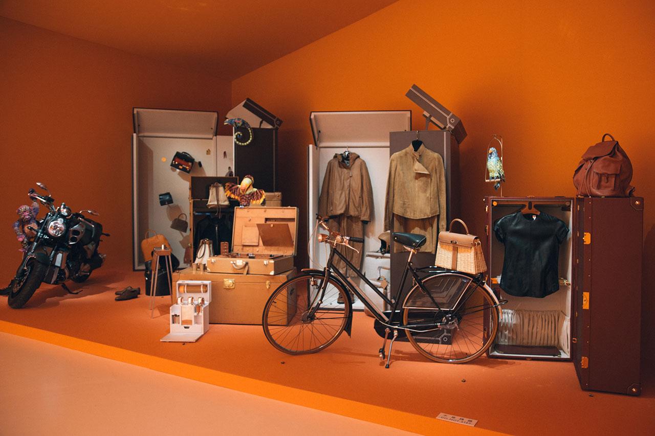 "Hermès ""Leather Forever"" Hong Kong Exhibition Recap"